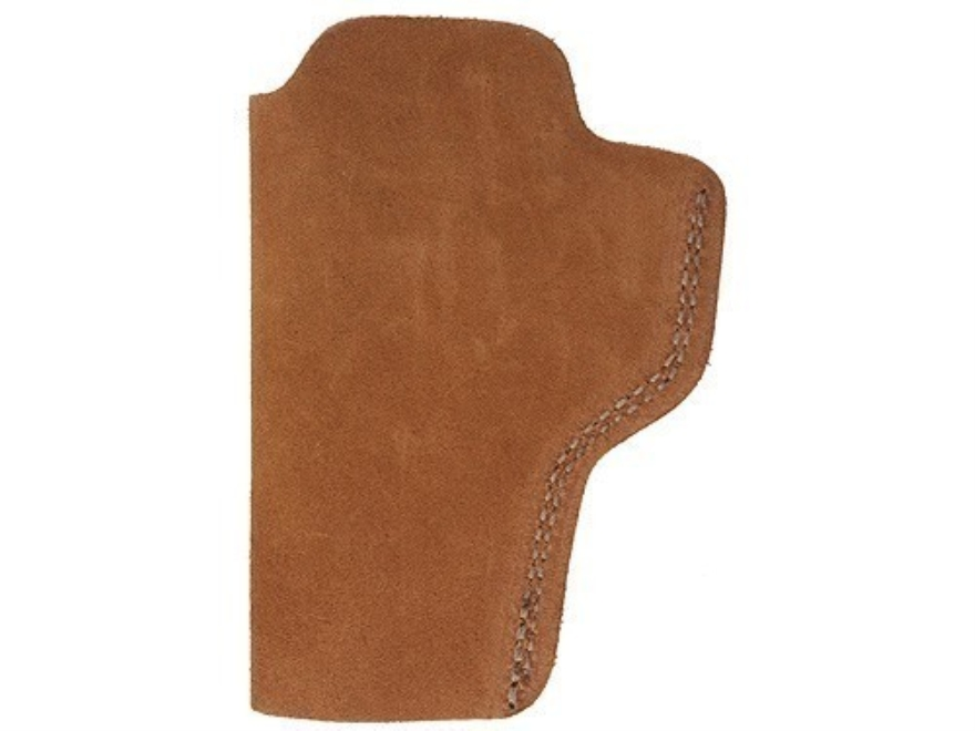 Bianchi 6 Inside the Waistband Holster Right Hand Beretta 84, 84F, 85, 85F Cheetah, 85 Puma, S&W 909, 5906 Suede Leather Natural