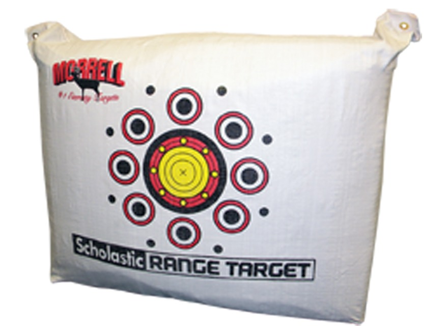 Morrell Scolastic Range Field Point Bag Archery Target