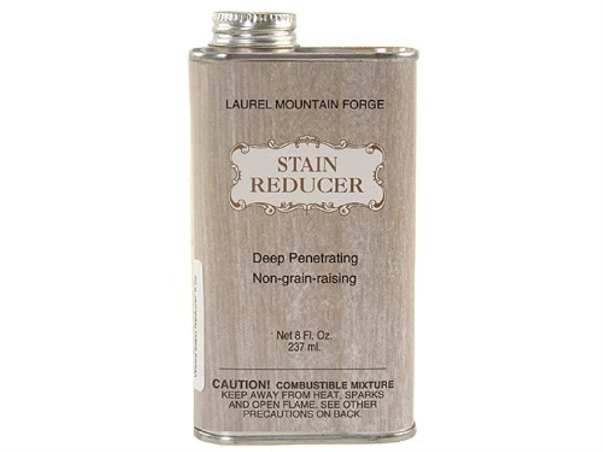Laurel Mountain Antique Wood Stock Stain Reducer/Thinner 8 oz Liquid