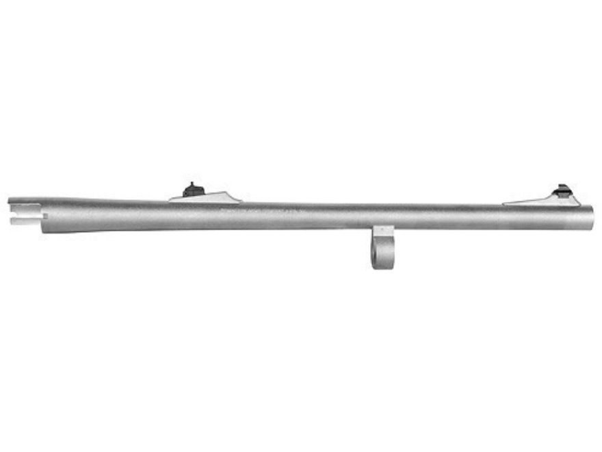 "Remington Barrel Remington 870 Marine Magnum 12 Gauge 3"" 18"" Cylinder Bore Rifle Sights Nickel Plated"