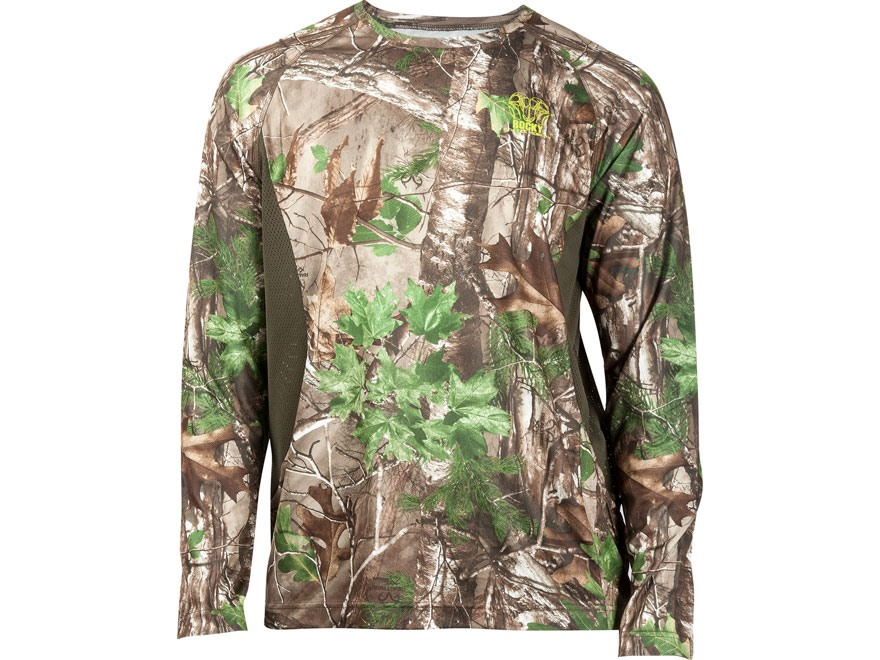 Rocky Men's RAM Performance Long Sleeve T-Shirt Polyester