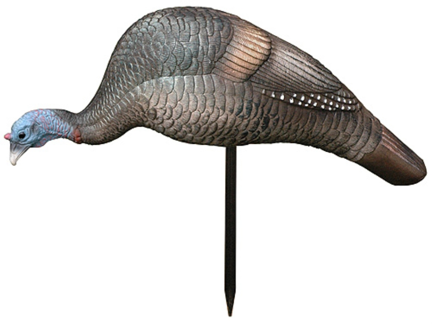 Carry-Lite Pretty Mama Feeding Hen Turkey Decoy Polymer