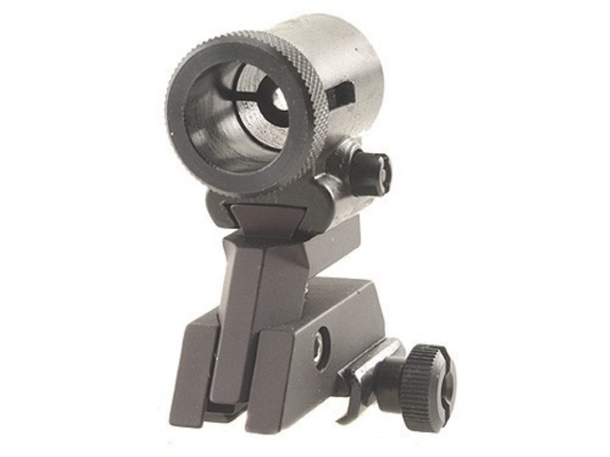 JP Enterprises Detachable Front Sight Base AR-15 with Lyman Globe Sight and 10 Shaver Sight Inserts