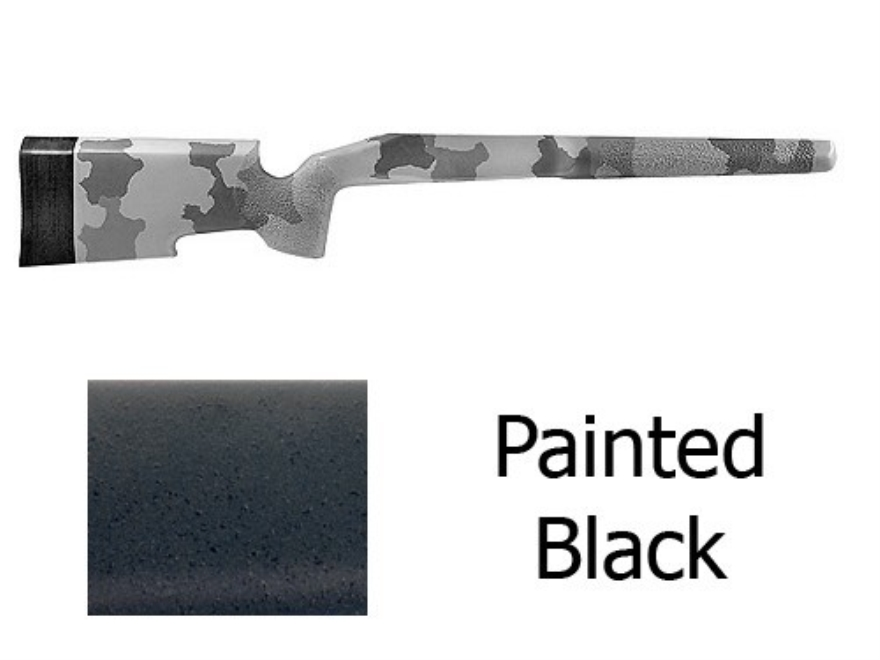 McMillan A-5 Rifle Stock Remington 700 ADL Short Action Varmint Barrel Channel Fiberglass Semi-Inletted