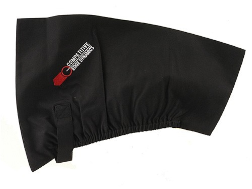 CED Pistol Dust Cover Cotton Black