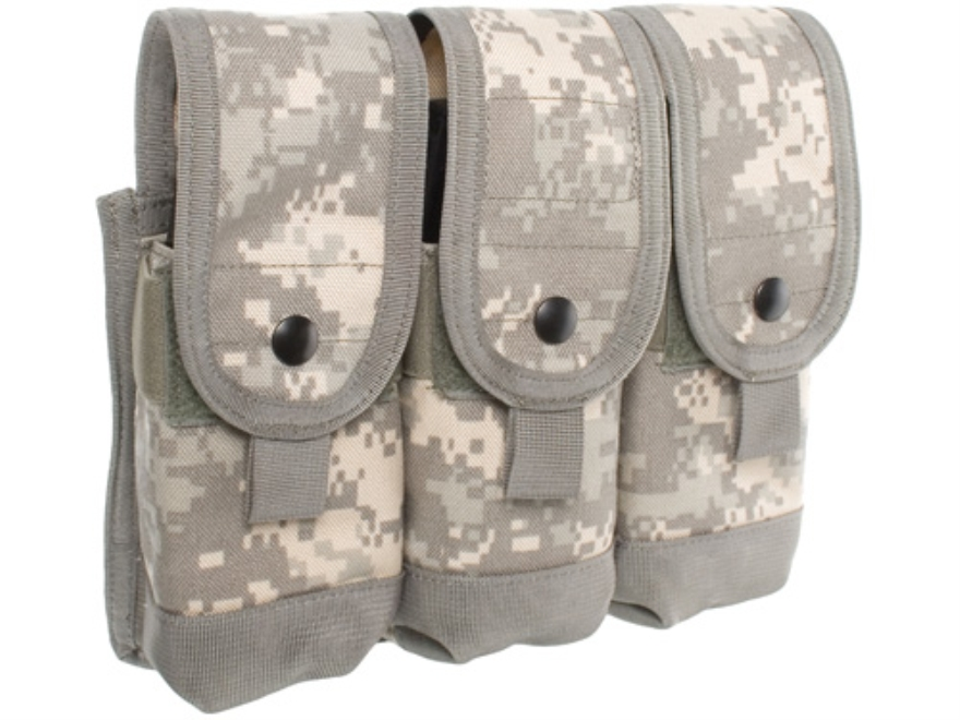 Blackhawk S.T.R.I.K.E. Speed Clip Coupled Magazine Pouch Holds Coupled AR-15 30 Round M...