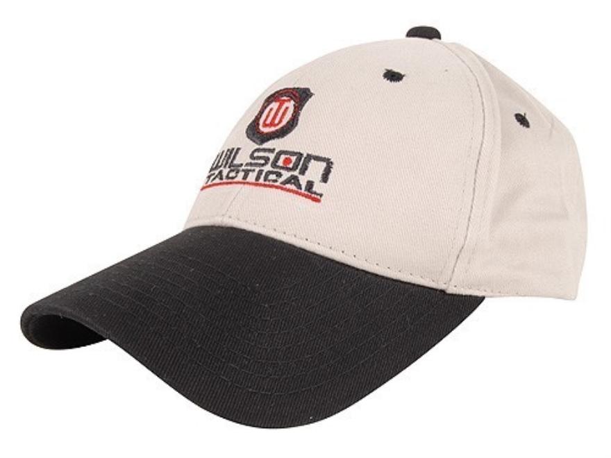 Wilson Tactical Cap Wilson Tactical Logo Cotton Black and Tan
