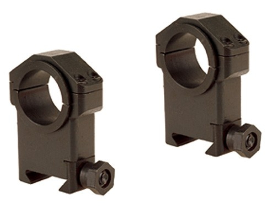 "Leatherwood Hi-Lux 30mm Max-Tac Tactical Picatinny-Style Rings with 1"" Inserts Ultra-Hi..."