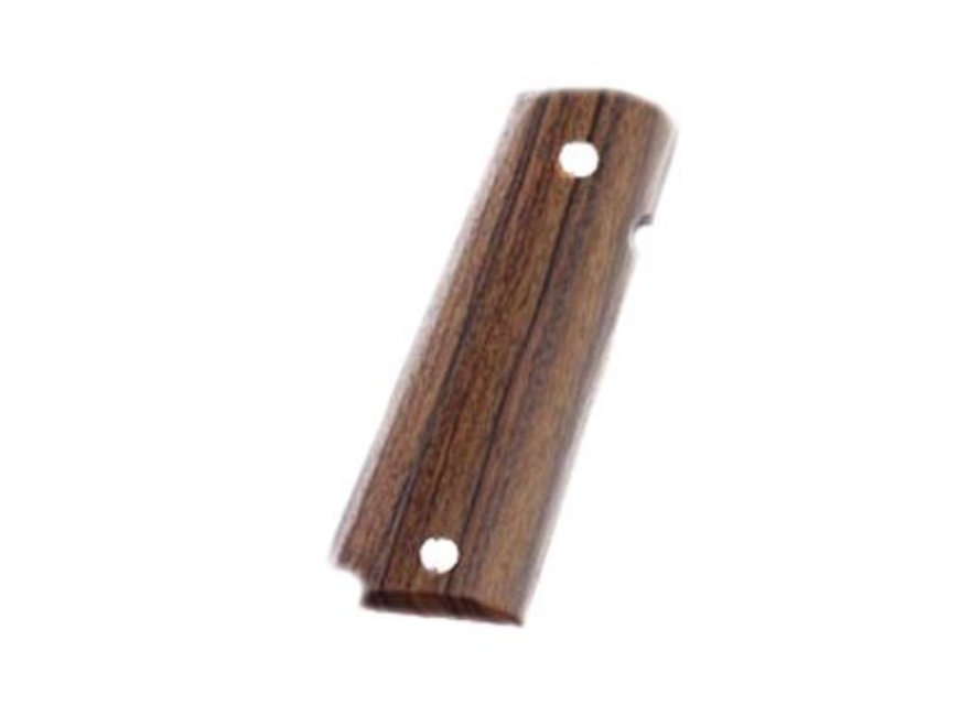 Hogue Fancy Hardwood Grips 1911 Government, Commander Ambidextrous Safety Cut