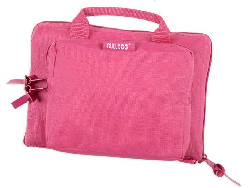 Bulldog Extra Small Mini Pink Range Bag