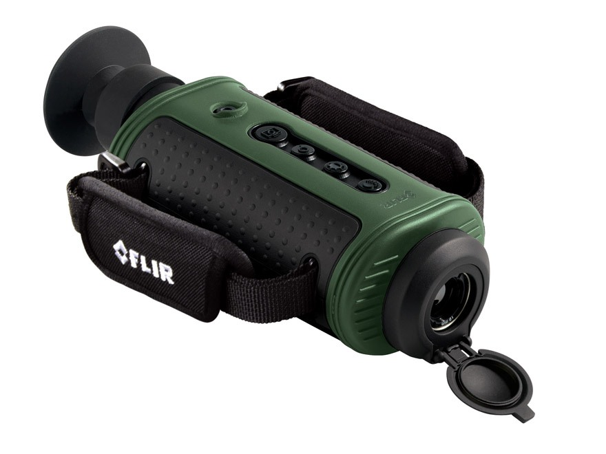 FLIR Scout TS32 Thermal Imaging Camera Green