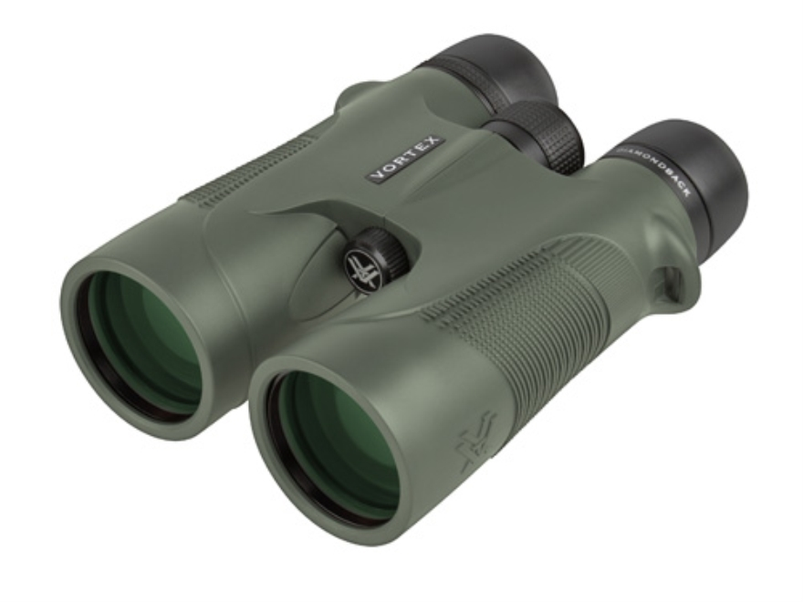 Vortex Optics Gen I Diamondback Binocular Roof Prism Green