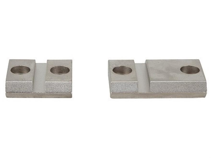 Warne Maxima 2-Piece Steel Weaver-Style Scope Base Kimber 84 with 8-40 Screws
