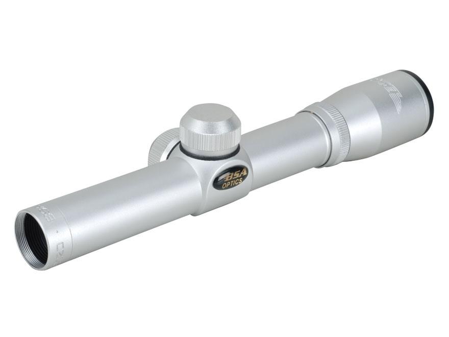 BSA Edge Pistol Scope 2x 20mm Duplex Reticle