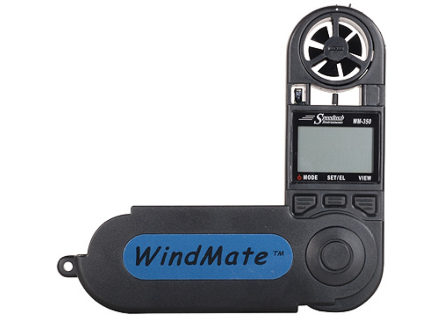 WeatherHawk Windmate 350 Electronic Hand Held Wind Meter