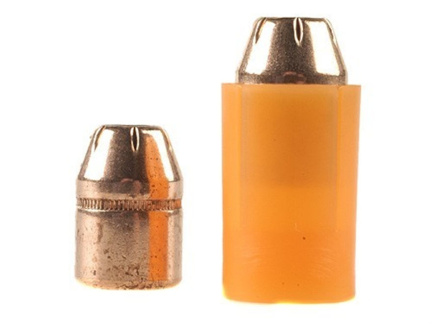 Thompson Center Mag Express Sabot 54 Caliber with 250 Grain Hornady XTP Bullet Pack of 30