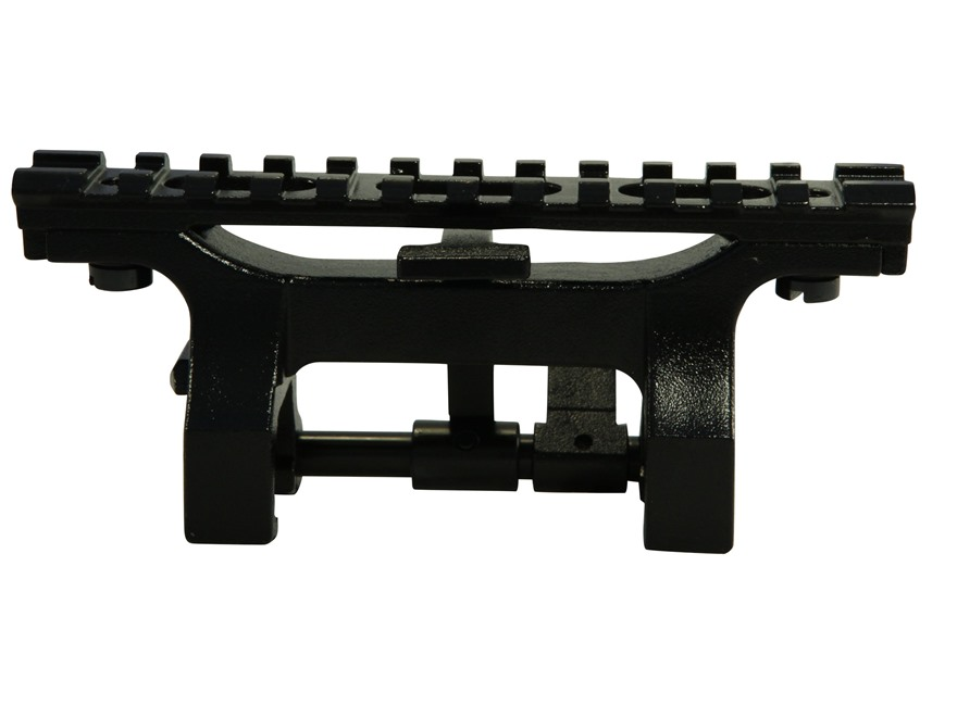 Leapers UTG Deluxe Stanag Claw Mount H&K Matte