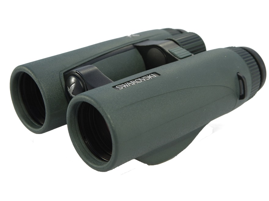 Swarovski EL Range Laser Rangefinding Binocular 8x 42mm Roof Prism Armored Green