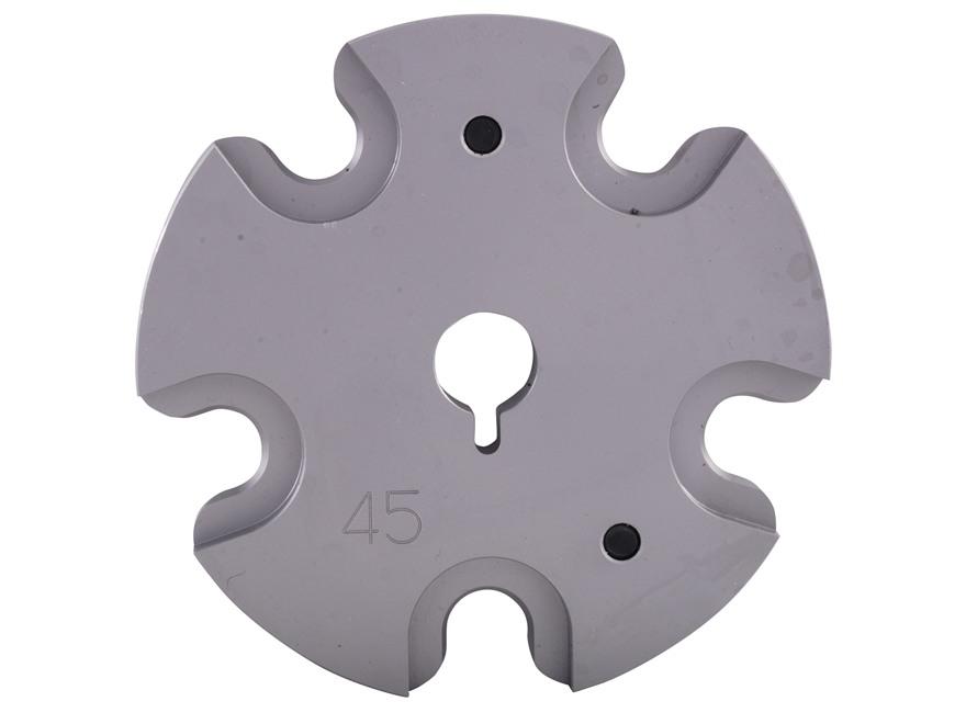 Hornady Lock-N-Load AP Progressive Press Shellplate #45 (45 ACP, 45 Winchester Magnum)
