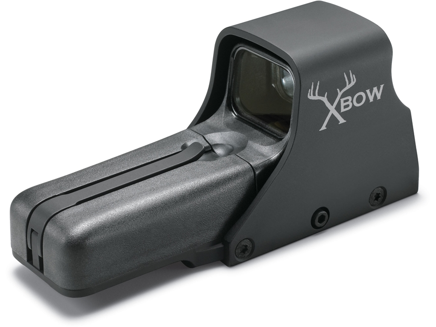 EOTech 512.XBOW Holographic Crossbow Sight X-Bow Reticle and Range Assist Matte AA Battery