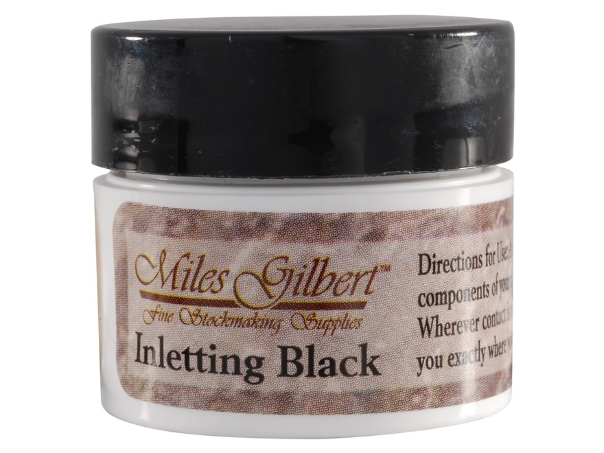 Miles Gilbert Inletting Black 1 oz