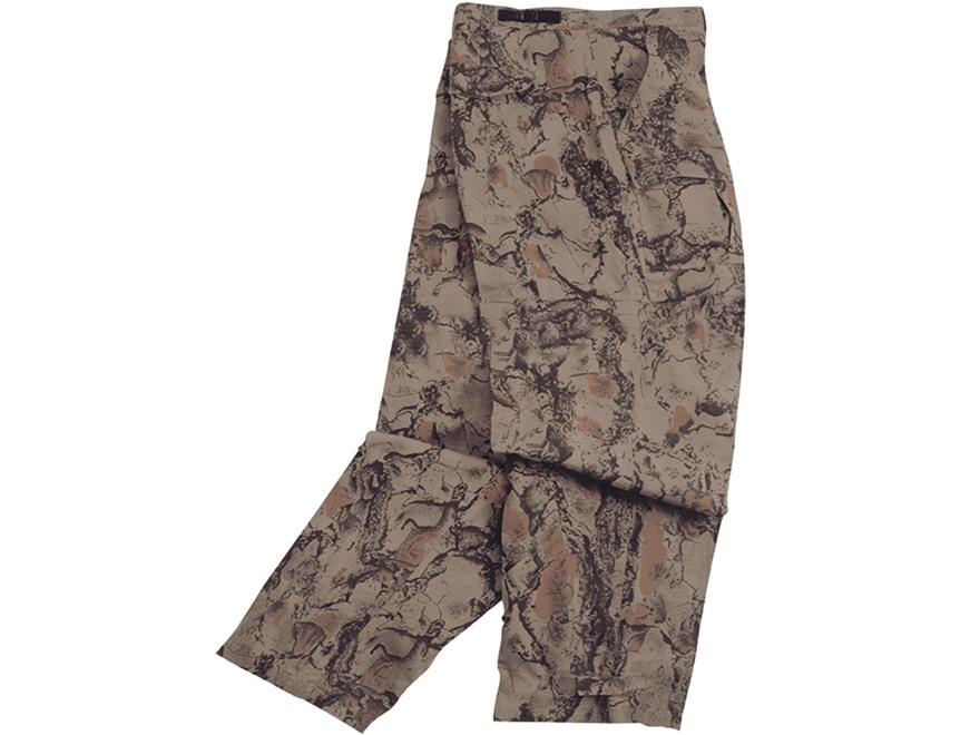 Natural Gear Mens Lightweight Pants Cotton/Poly Blend