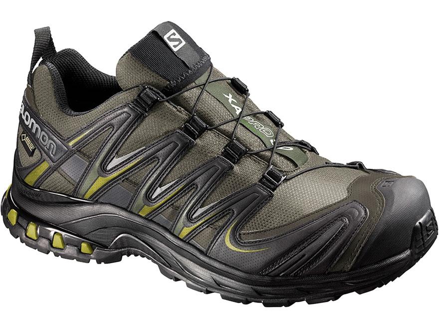 Salomon XA Pro 3D GTX 4 Trail Running Shoes Synthetic Men's