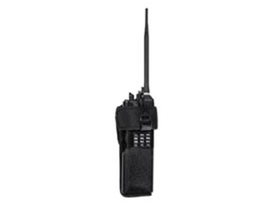 Bianchi 7323 Adjustable Radio Holder Motorola XTS, MTX and Astro Trilaminate Black