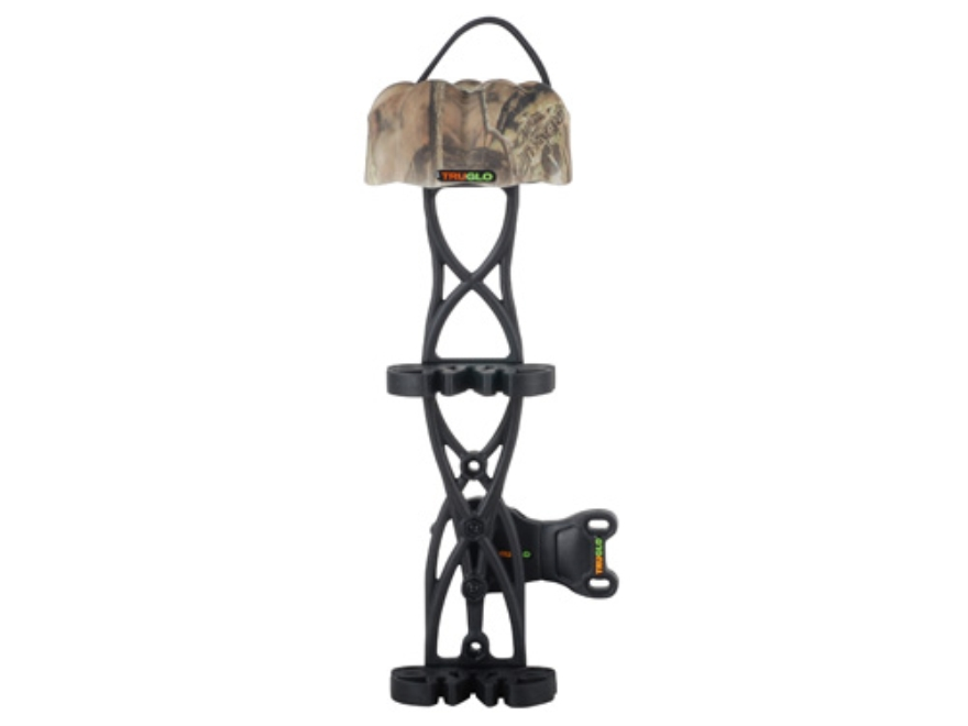 TRUGLO Carbon XS 5-Arrow Detachable Bow Quiver