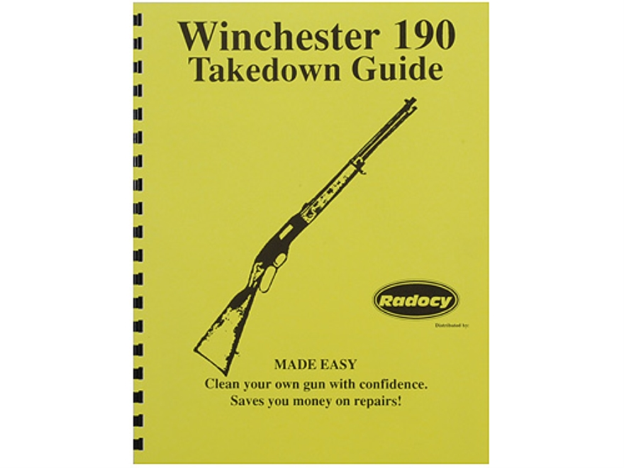 "Radocy Takedown Guide ""Winchester 190"""