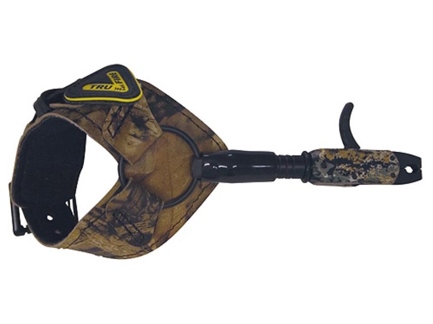 Tru-Fire Hurricane Buckle Foldback Bow Release Buckle Wrist Strap Camo