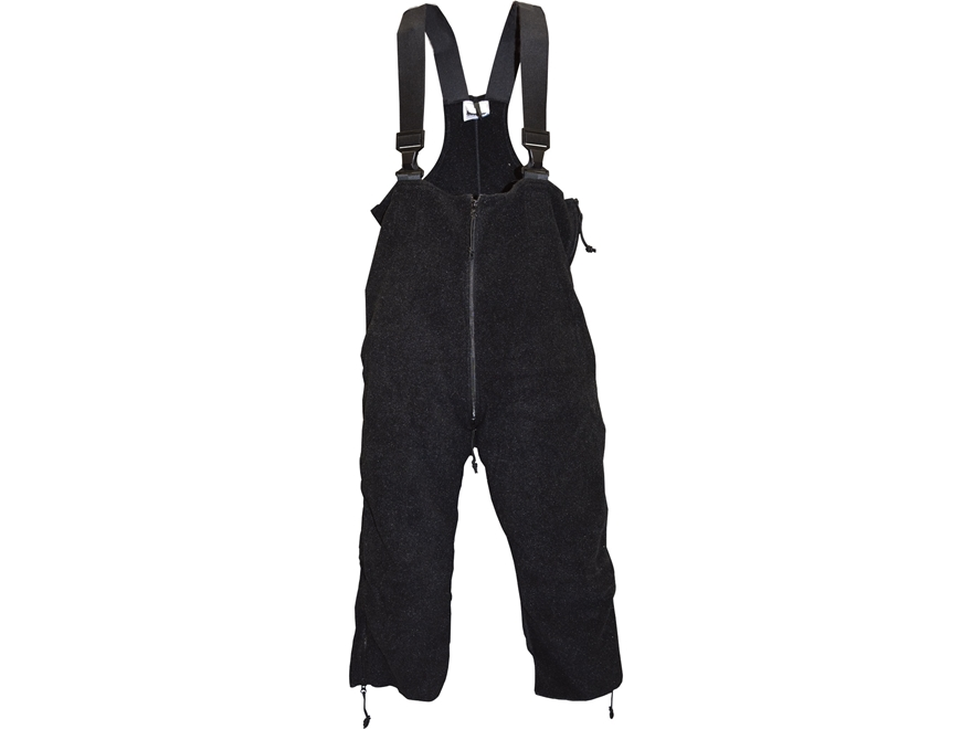 Military Surplus Polartec Fleece Bibs