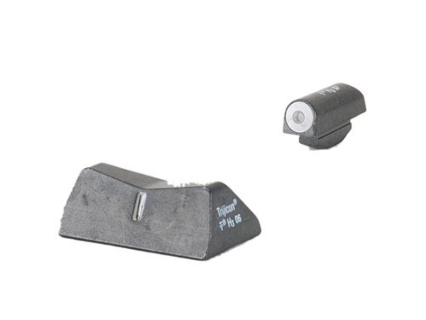 XS 24/7 Express Night Sight Set Ruger P85, P89 Steel Matte Tritium Big Dot