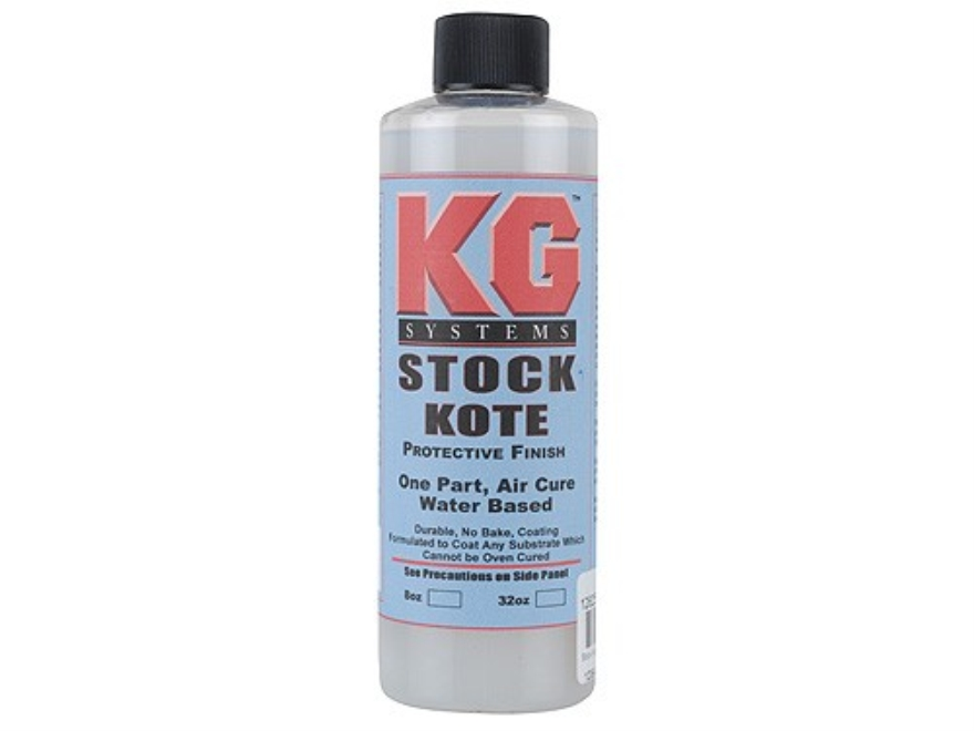 KG Gun Kote Air Cure 1200 Series Firearm Finish