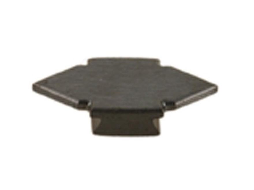 "PTG Decorative Sight Slot Blank 3/8"" Dovetail Steel Blue"