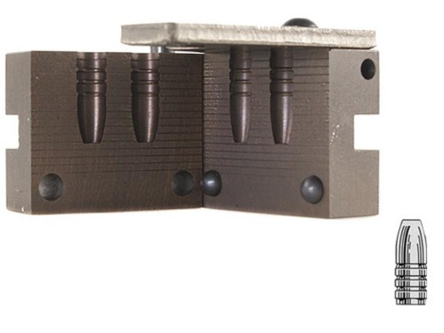 Saeco 2-Cavity Bullet Mold #316 30 Caliber (309 Diameter) 150 Grain Flat Nose Gas Check