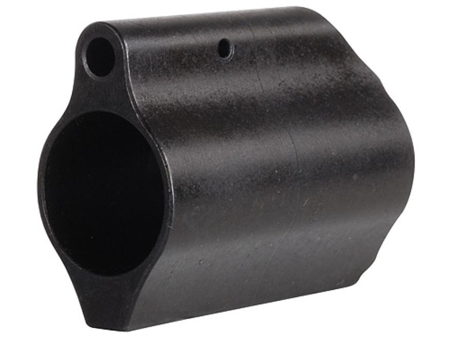 "Midwest Industries Low Profile Gas Block AR-15, LR-308 Standard Barrel .750"" Inside Dia..."