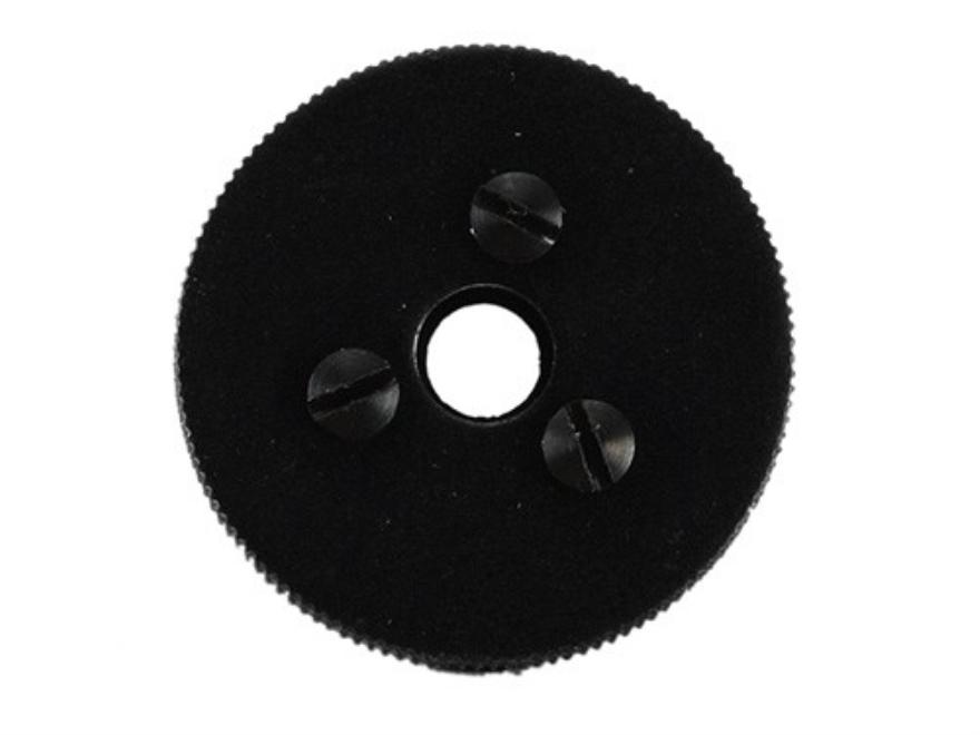 """Merit #3 Adjustable Target Aperture 11/16"""" Diameter 7/32""""-40 Thread fits Lyman and Williams Sights Black"""