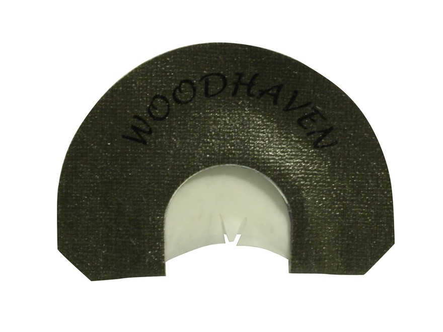 Woodhaven Simple V Diaphragm Turkey Call
