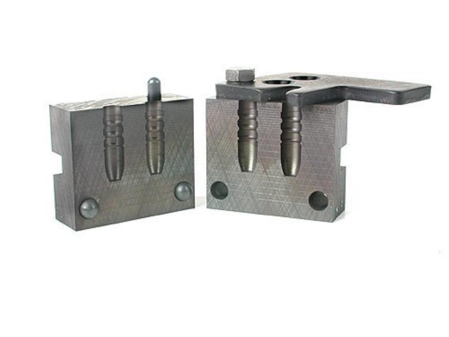 RCBS 2-Cavity Bullet Mold 27-130-FN# 270 Caliber (277 Diameter) 130 Grain Flat Nose Gas...