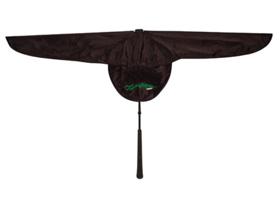 Tanglefree Pro Series Canada Goose Flag Black and Realtree Max-4 Camo