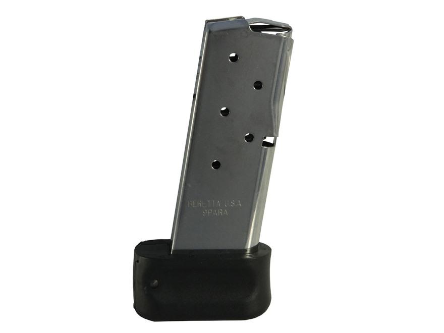 Beretta Magazine Beretta Nano 9mm 8-Round Stainless Steel
