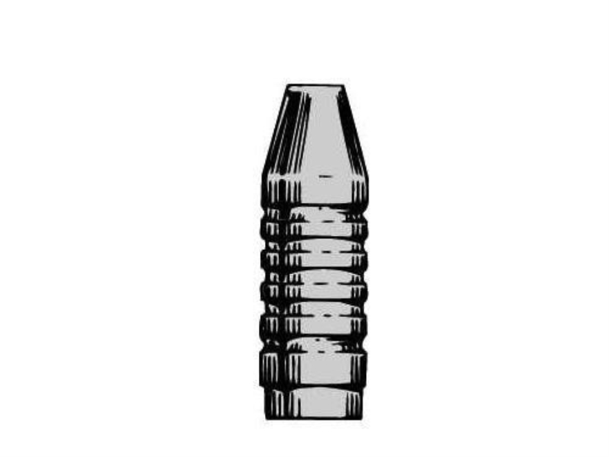 Saeco 1-Cavity Magnum Bullet Mold #315 30-30 Winchester (315 Diameter) Tapered Style 175 Grain Truncated Cone Gas Check