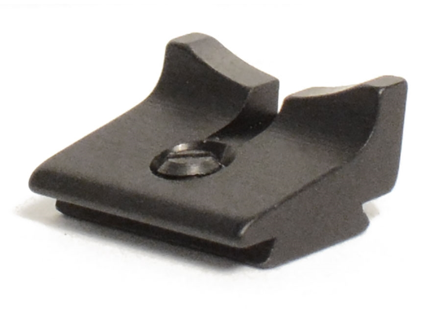 Williams Rear Sight Blade Square Notch Aluminum Black