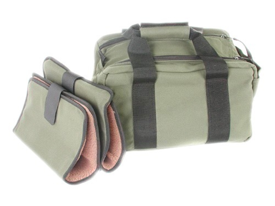 Allen Shooter's Carry-All Range Bag Canvas Green