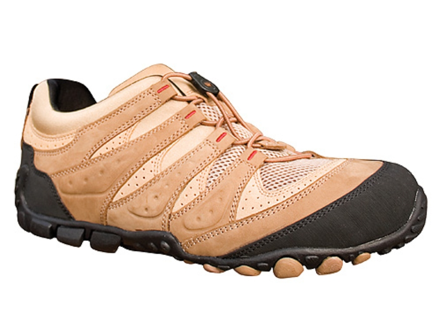 BLACKHAWK! Tanto Light Hiker Cross Functional Shoes with Bungee Lacing System and Cordlock Desert Tan Mens 13 Wide
