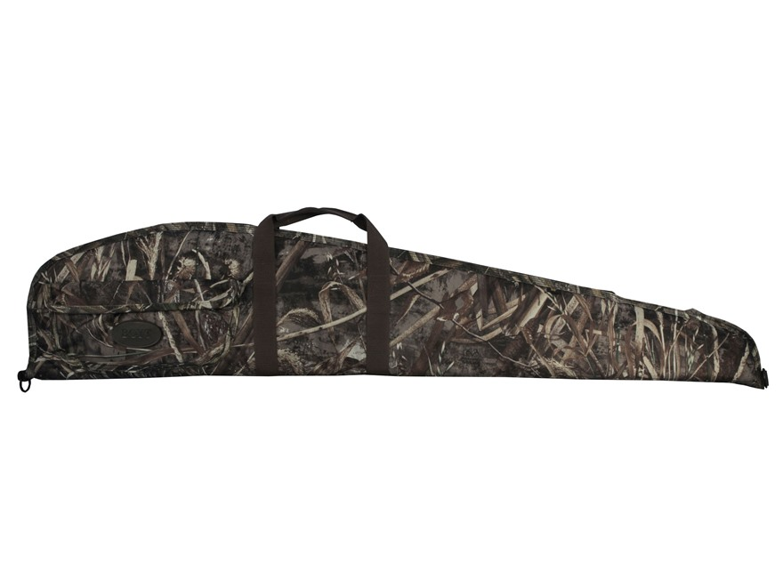 "Boyt Floating Scoped Rifle Case 50"" with Pocket Nylon Advantage Max-5 Camo"