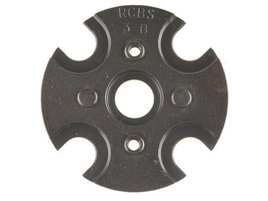 RCBS Auto 4x4 Progressive Press Shellplate #9 (6.5x52mm Carcano, 6.5x54mm Mannlicher-Sc...