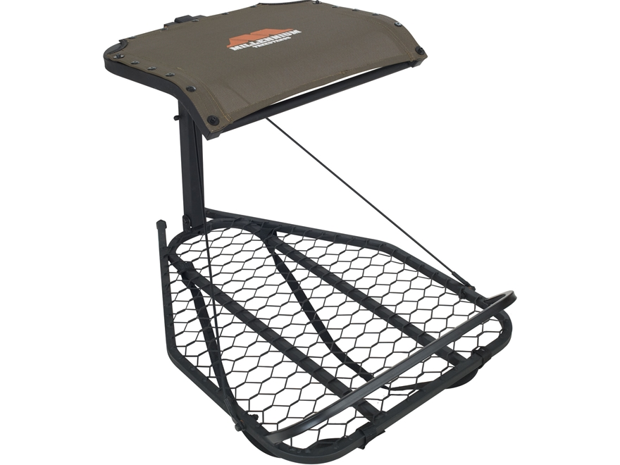 Millennium Treestands M-50 Leveling Hang On Treestand Steel