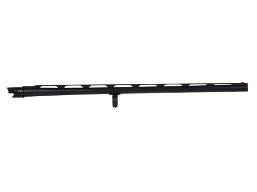 "Carlson's Barrel Benelli Nova, Supernova 12 Gauge 3-1/2"" 28"" Vent Rib Red Fiber Optic Sight"